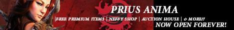 Prius Anima Online 2017
