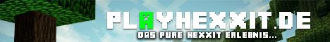 PlayHexxit - Deutscher Hexxit Server 2016