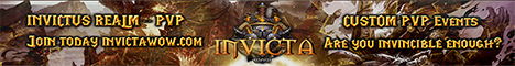 INVICTA WOW - Are you invincible enough 2019