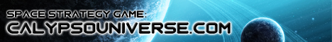 Calypso Universe - Space strategy browsergame 2018