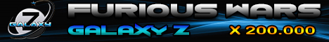 FURIOUS WARS Universe GalaxyZ - Faster and Addictive 2018