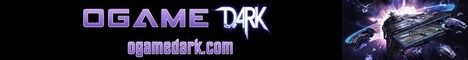 OGame Dark Online Space Game 2020