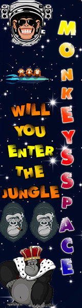 Monkeys Space Dare you enter The Jungle