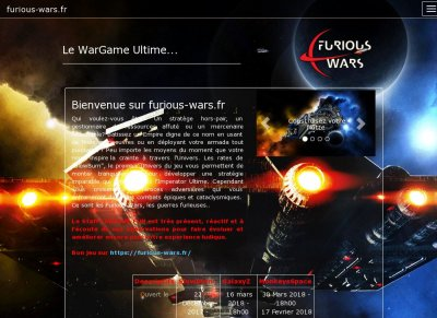 furious wars the ultimate wargame ogame private servers top 100